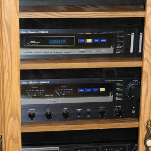 Studio Standard by Fisher Stereo System | The Console Living