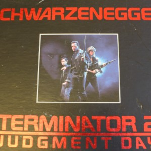 Terminator 2: Judgement Day (Special Edition Box Set) (VHS)   The