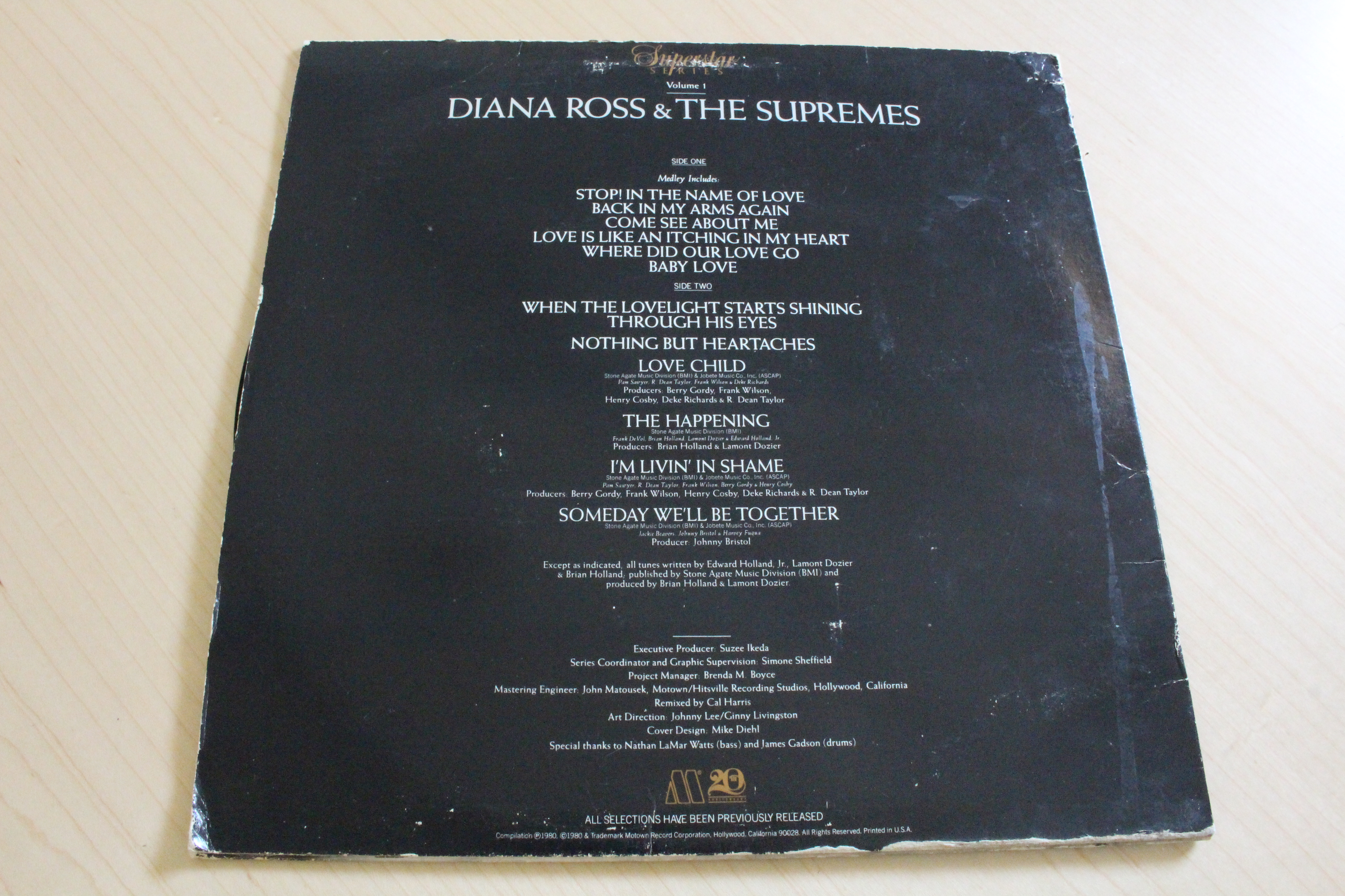 Diana Ross Amp The Supremes Motown Superstar Series Vol 1